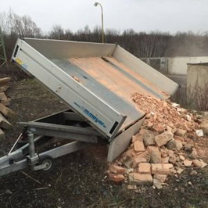 foto tipper 2,7t Meyer